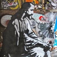 """""""Resurrección"""": Jesus Graff Superstar"""