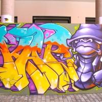"""Arte urbano: movimiento cultural (""""El proceso y el resultado"""")"""