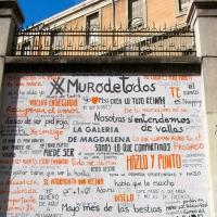 """Muros Tabacalera """"La Galería de Magdalena"""""""