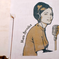 """Homenaje a Mara González"""