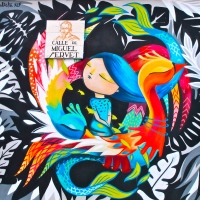 Julieta XLF - Muros Tabacalera 2016 (#1)