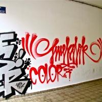 """CESER / COLOR (""""Rojo y Plata"""")"""