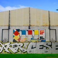 "SAKER/CESER (""Mondrianesque"")"
