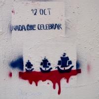 """""""Nada que celebrar"""""""