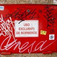 USO EXCLUSIVO DE BOMBEROS