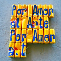 """""""Por Amor al Arte"""" (Latas)"""
