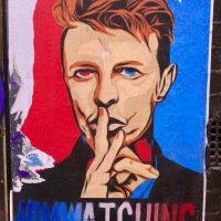 David Bowie (10-01-2016)