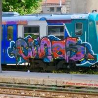 """""""Domenica alla stazione"""" (CHAOS)"""
